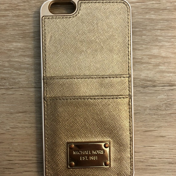 f6c715dba98 Michael Kors iPhone 6/6s PLUS Phone Case. M_5b91b7ff409c1532ffe09edf. Other  Accessories ...